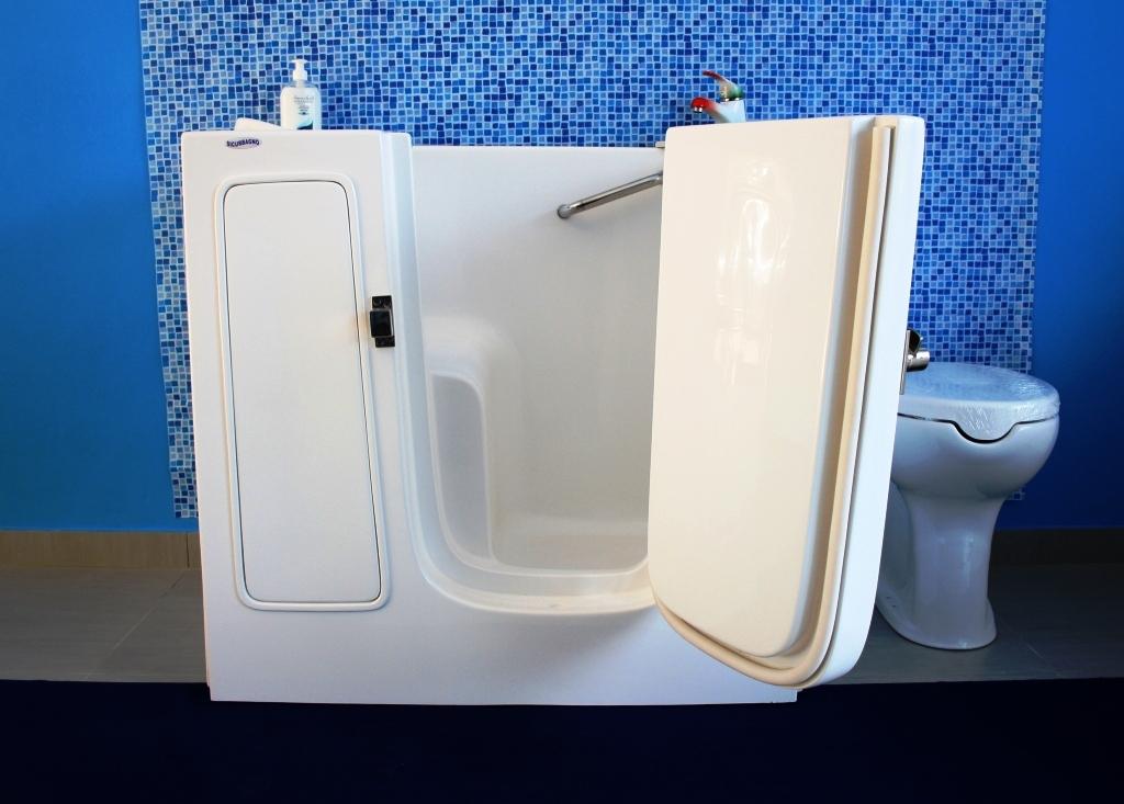 Vasche Da Bagno Apertura Laterale Misure : Vasche per disabili a napoli